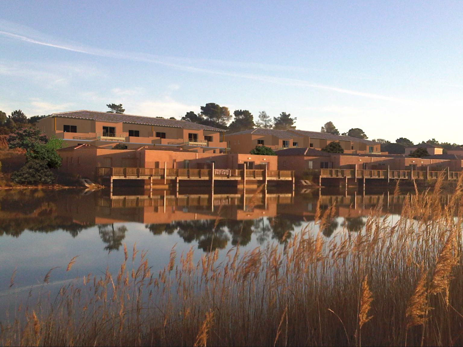 residence classique-Résidence Marina Golf