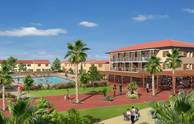 residence de tourisme-Résidence de tourisme Les Demeures de La Massane